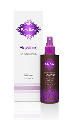 Fake Bake Flawless Tanning lotion Perfect for Summer