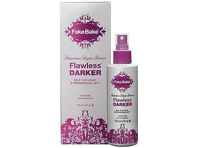 Fake Bake Flawless Darker Tanning lotion