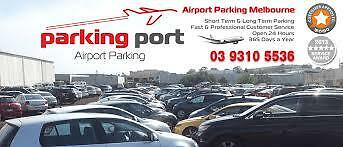 Parking Port Melbourne Tullamarine Airport Parking Voucher 1-6 Days HALF PRICE