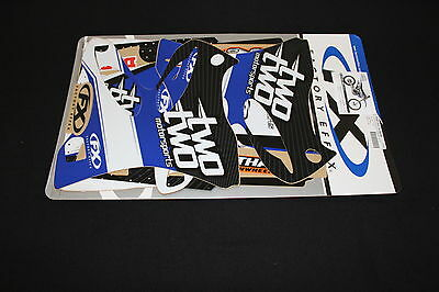 Yamaha Yz 125-250 2006-2014 Two Two Fx Mx Graphics Kit Decals Kit Stickers