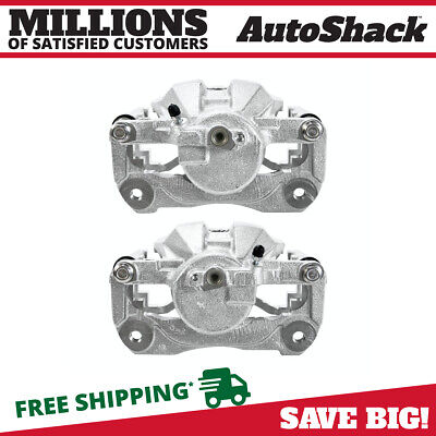 Pair 2 of Premium Front New Brake Calipers Fits Lexus ES350 Toyota Avalon Camry