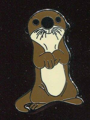 Finding Dory Booster Otter Disney Pin 115861