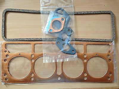 Massey Ferguson 35 135 Petrol TOP ENGINE GASKET SET