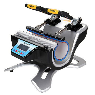 Double Station Mug Heat Press Machine For 10OZ 11OZ 15OZ 17OZ Cup Sublimation