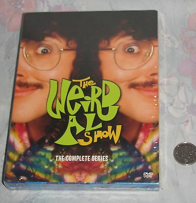 The Weird Al Show - The Complete Series (DVD 3-Disc set) New sealed