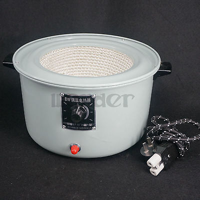 2000ml 500W Lab Electric Heating Mantle With Thermal Regulator Adjustable Equip