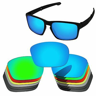 Polarized Replacement Lenses For-Oakley Sliver Foladable / Folding Multi-Options