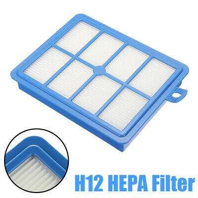 Replacement H12 HEPA Filter for EFH12W AEF12W FC8031 EL012W Vacuum Cleaner