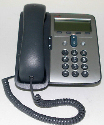 Cisco IP Phone 7911G VOIP Telefon CP-7911-G 7911G IP Telephone Netzwerk