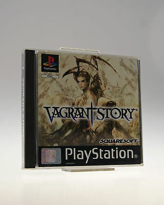 Sony Playstation PS1 - Spiel | Vagrant Story | mit OVP | sehr gut