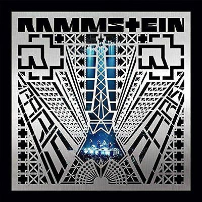 RAMMSTEIN PARIS 2 CD (Released May 19th 2017)