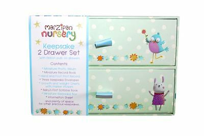 Marzipan Noahs Ark Baby Keepsake Drawer Set