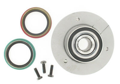 Wheel Bearing and Hub Assembly Front SKF BR930002