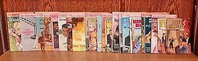 Vintage Womans Weekly Library, 1950s, 1960s, Job Lot.
