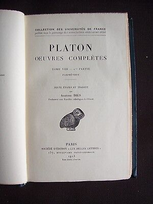 Platon - Oeuvres complètes - T.8