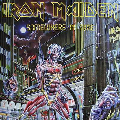 Iron Maiden - Somewhere In Time (LP - Reissue 2014)
