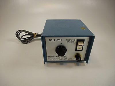 Bellco Bell Stir Magnetic Stirrer 7700-06000 - 6x6 Top Surface