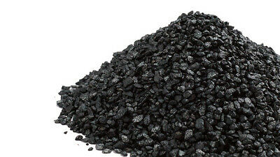 AQUARIUM FISH TANK NATURAL BLACK GRAVEL & SUBSTRATE DECORATION STONES 2-5mm