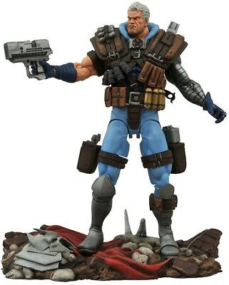 Diamond Select Marvel Select - Cable Special Collector Actionfigur