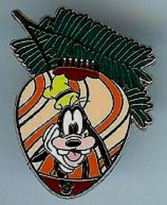 GOOFY Is XMAS TREE ORNAMENT Collection COMPLETER HIDDEN Mickey DISNEY PIN 80528