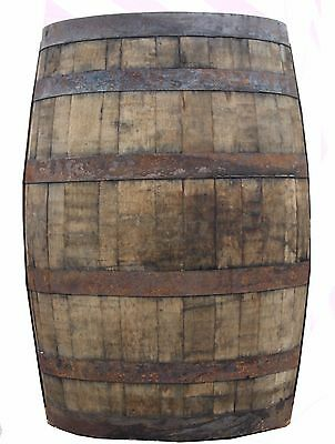 Whole White Oak Whiskey Barrel - Bourbon