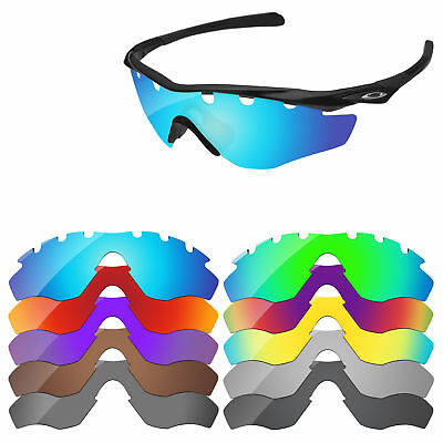 Polarized Replacement Lenses For-Oakley M2 Frame Vented XL Multi-Options