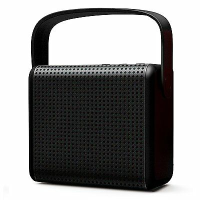 BRAND NEW + SEALED Mipow BOOMAX Speakers Black Bluetooth Portable 3.5mm BTS1000