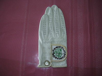2 Youth Cayman Leather Golf Gloves size large