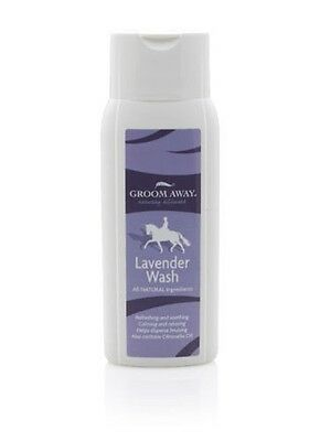 Groom Away Lavender Wash - Shampoos & Conditioners