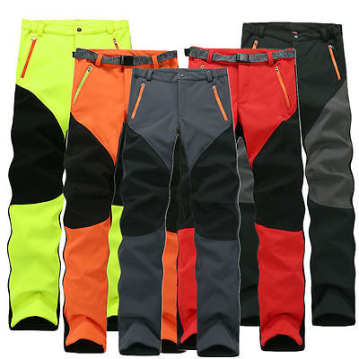 Outdoor Women Trousers Waterproof Breathable Hiking Climbing Quick-drying Pants