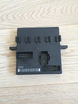 Genuine Audi A4 B6/b7 Onboard Power Suplly Unit 8E0907279C