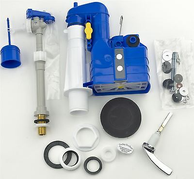 Dudley Turbo 88 Complete DIY Replacement Fill valve, Syphon handle fitting kit