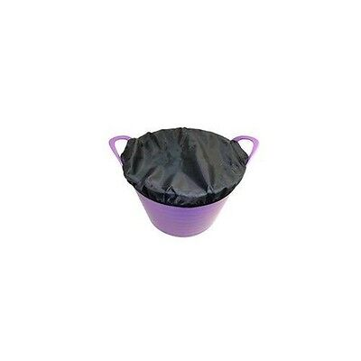Bitz Horse Flexi Feed Tub Cover Large - Buckets & Tubs