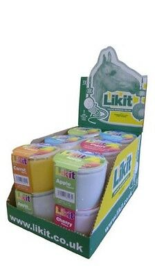 Likit Assorted Flavours - Licks, Holders & Toys