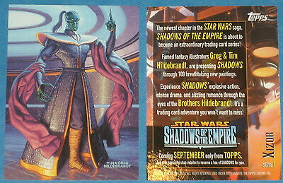Star Wars - Shadows of the Empire - Promo Chase Card #SOTE1 - NM