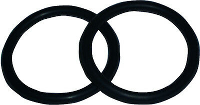Bitz Horse Rubber Rings For Peacock Safety Stirrups - Pair - Tack & Equipment