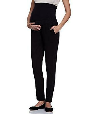 Charlin Maternity Black Smart Trousers, Office/Workwear & Casual Mamalicious