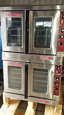 Blodgett Double Stack Electric Convection Oven, MARK-V-III