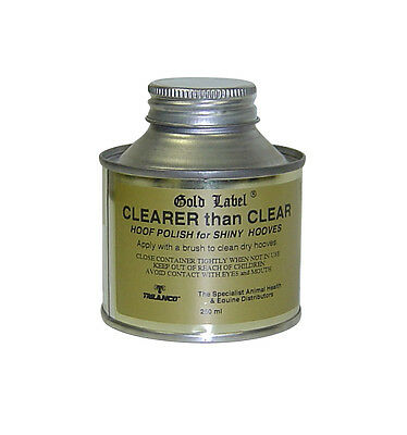 Gold Label Clearer Than Clear - 250ml - Showing
