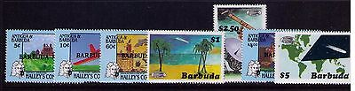 Antigua and Barbuda Stamps Birds SC #787-93 Cpl. MNH Set