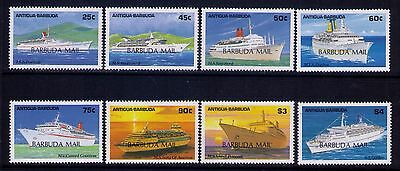 Antigua and Barbuda Stamps Ships SC #1047-54 Cpl MNH Set