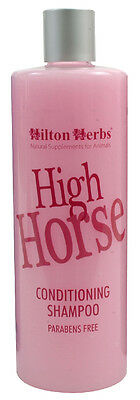 Hilton Herbs High Horse Conditioning Shampoo - 500ml - Shampoos & Conditioners