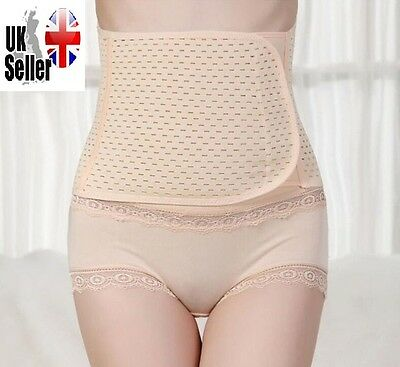 Deluxe Womens Post Maternity Belly Band Belt After Pregnancy Shapewear Reducer