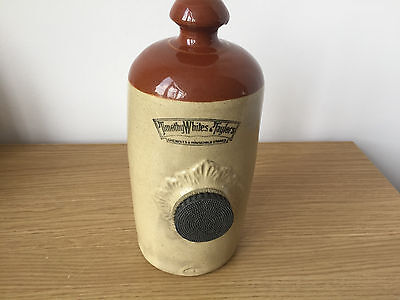 Vintage Timothy Whites & Taylors Ceramic Bed/foot Warmer In Excellent Condition