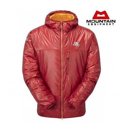 Mountain Equipment Compressor Hooded Men's Jacket L RRP£160
