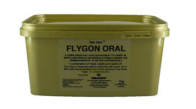 Gold Label Flygon Oral - 1kg - Fly, Louse & Insect Control
