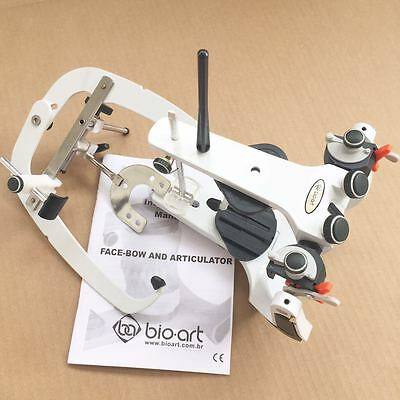 Bio-Art Face-Bow And Articulator A7 Plus