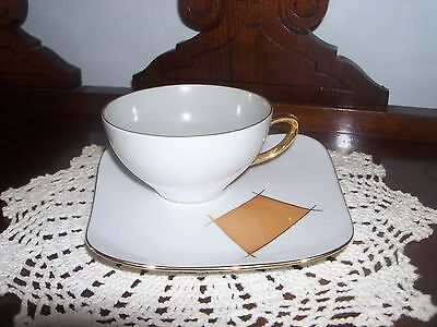 Vintage Westminster Fine China AUSTRALIA - Tennis Cup And Saucer Set