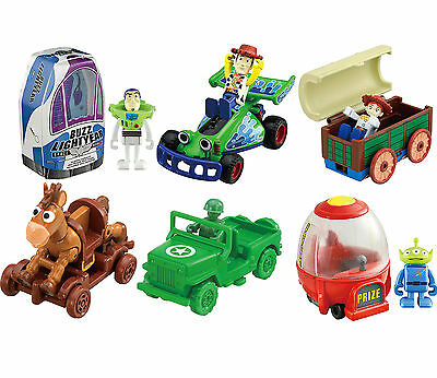 TOMICA DIECAST Toy Story ACTION FIGURE CAR NEW
