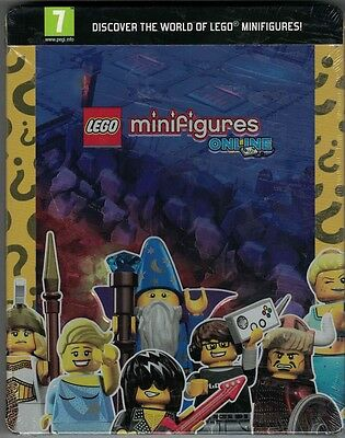 LEGO Minifigures Steelbook - G2 | PC | neu new